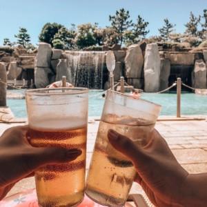 【穴場のホテルプール!】シェラトングランデトーキョーベイのプール行ってきたよ。