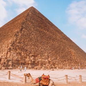 【夏のエジプト旅行記】1日目&2日目、日本出発からのピラミッド三昧!!