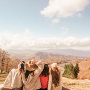 【お泊まり女子会】紅葉の蓼科旅行に行ってきたよ。