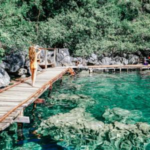 【コロン島旅行記】3日目!透明度高過ぎなカヤンガン湖。定番のアイランドホッピングを満喫編!