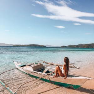 【コロン旅行記】4日目!貸切ボートで、秘境アイランド巡り!
