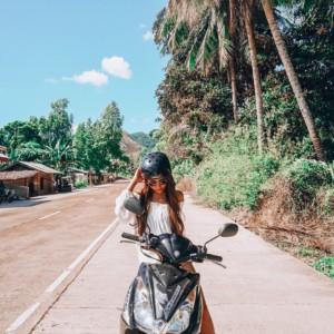 【島の自然を満喫!】コロン島でバイクをレンタルした話。