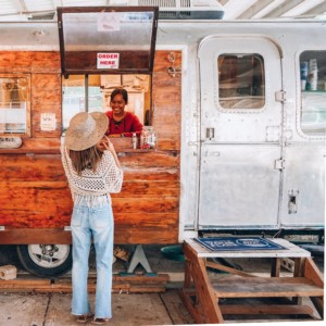 【サイパン】おしゃれカフェ、The Airstream Cafeを紹介します!