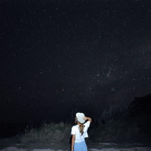 【天体観測ツアー!】サイパンで満天の星空を見て感動!!