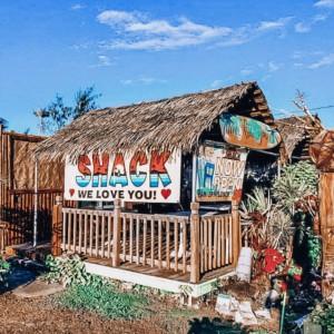 【The Shack Saipan!】サイパンで愛されるおしゃれカフェで、ランチをしたよ!
