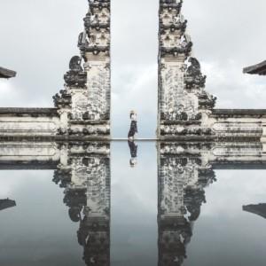 【行列注意!】ランプヤン寺院でフォトジェニックな写真を撮ってきた【バリ旅行】
