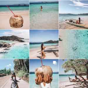 【Instagram!】投稿前にギャラリーの統一感をチェックできるアプリが便利!!