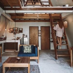 【おしゃれヴィラ!】シャルガオで借りたAirbnbのお家を紹介!【1泊8,000円】